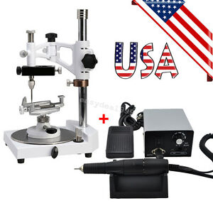 Dental Marathon Micromotor Polishing Polisher Unit Handpiece Parallel Surveyor