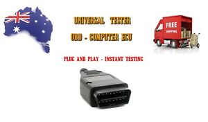 Universal Obd Power Check Inbuilt Ecu Power Checker Suits All Vehicle New