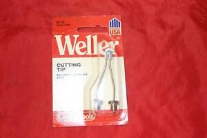 Weller Cutting Tip 6110 1 Box Of 6