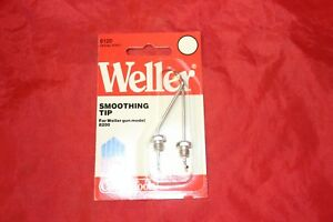 Weller Smoothing Tip 6120 1 Box Of 6