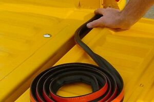 Esi Ultimate Tailgate Seal With Taper Seal For Truck Caps And Tonneau Covers
