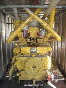600kw Caterpillar Generator Set G399ta