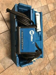 Miller Spectrum 375 X treme Inverter Plasma Cutter W Torch Case Free Shipping