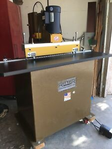 Ritter 23 Spindle Line Boring Machine Perfect Shape