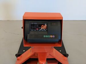 Hoc Pts25 Pallet Truck Scale Pump Truck Scale 5500 Pound Capacity Year Warranty
