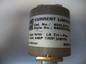New Cutler hammer Current Limiter 400lap10 Style 5680d75g04
