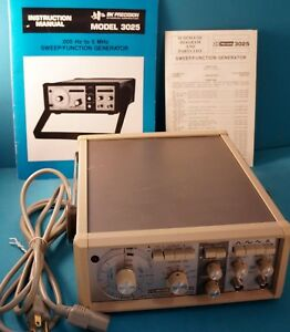Bk Precision Model 3025 Function sweep Generator