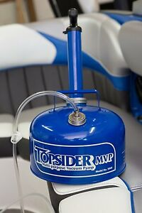 Hand Oil Suction Pump Topside Extractor Motor Fluid Changer Vacuum Engine Boat