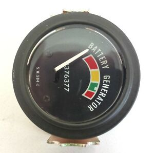Military Vehicle M35 M35a2 M62 M51 M548 Battery 24 Volt Generator Gauges Qt26