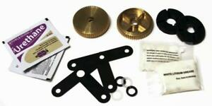 93 02 Firebird And Tran Am Headlight Motor Rebuild Kit W Brass Gear Car Kit