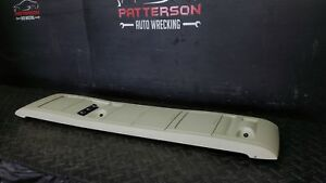 2008 Dodge Caravan Upper Overhead Roof Console W o Sunroof Option