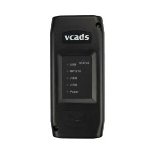 Vcads Pro 2 40 For Volvo Truck Diagnostic Tool With Multi Languages