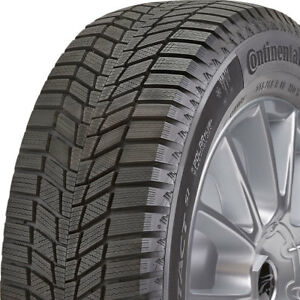 2 New 235 45r17xl 99h Continental Wintercontact Si 235 45 17 Snow Tires