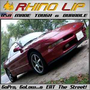 Ford Probe Gs Gt Svo Universal Flexible Rubber Bumper Lip Chin Spoiler Splitter