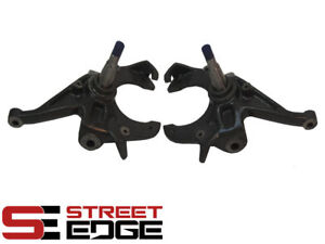 Street Edge 82 04 Chevy S10 gmc Sonoma gmc S15 Pickup 2wd 2 Drop Spindles