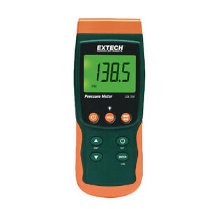 Extech Sdl700 Pressure Meter datalogger With Sd Card