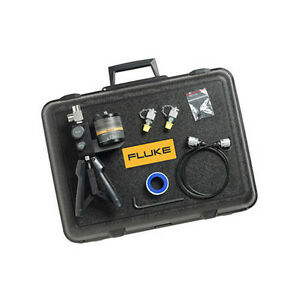 Fluke 700htpk Hydraulic Test Pump Kit 0 To 10000 Psi 700 Bar