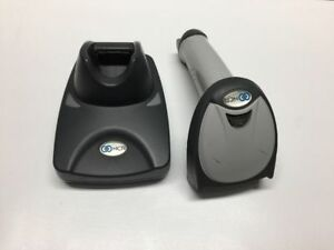 Ncr Honeywell 3820 Wireless Bluetooth Barcode Scanner W charging Base 7837 3152
