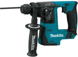 Makita Rotary Hammer 9 16 In 12 volt Lithium ion Cordless 2 mode tool Only