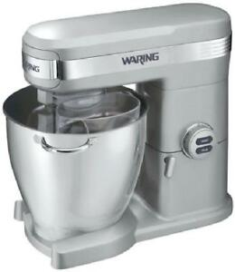 Waring Commercial Wsm7q Heavy Duty Commercial Stand Mixer 7 quart