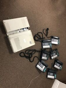 Toshiba Strata Dk40 W Phone Units Digital Business Telephone System Works
