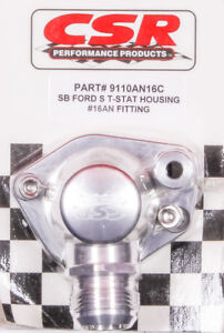Csr Performance Sbf Swivel Thermostat Housing Clear