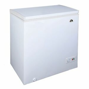 Igloo 7 1 cu ft Chest Freezer