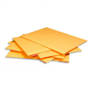 0 6x10 Kraft Bubble Mailers Padded Envelopes Self Seal Mailing 6 X 9 10 3000