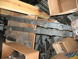 1957 Ford Thunderbird Nos Rear Leaf Springs These Are New Never Mounted