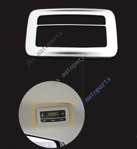 Rear Air Conditioner Switch Button Trim Cover Fit J For Toyota Sienna 2011 16