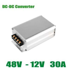 40v 60v To 12v Dc Converter Step Down Reducer 30a Golf Cart Voltage Reducer