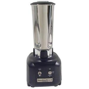 Hamilton Beach Hbb250sr Rio Commercial Bar Blender
