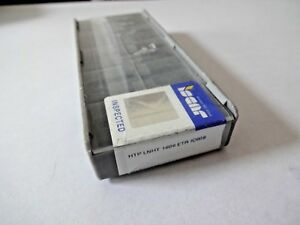 lot Of 10 Iscar Htp Lnht 1606 etr Ic928 Carbide Inserts