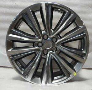 Brand New Lincoln Oem 20 Wheel Fits 2016 2019 Lincoln Mkx Reserve 10074