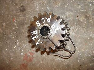 1939 Allis Chalmers B Tractor Main Transmission Reverse Dual Drive Gear Reverser