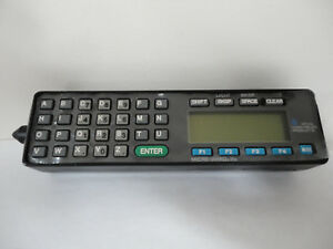 Handheld Products Micro wand Iiie Data Collection Contact Bar Code Scanner