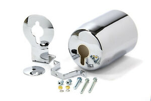 Vdo 3 3 8 Chrome Mounting Cup Kit
