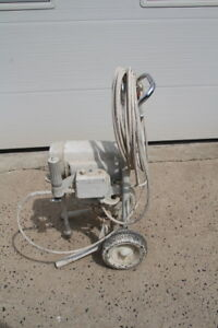 Graco Ultra 500 F91a Series Airless Paint Sprayer serviced In Working Order
