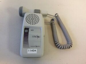 Summit Lifedop 150 Obstrectic Doppler With 3mhz Probe