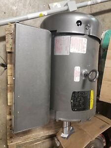 Baldor Air Compressor Electric Motor