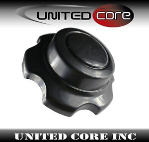 Black Wheel Center Caps For Nissan Mq Mk Patrol 160 260 Wagon 1986 1994