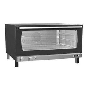 Cadco Xaf 183 Line Chef Full Size Countertop Convection Oven