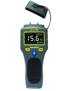 General Tools Ts06 Toolsmart Bluetooth Connected Digital Moisture Meter
