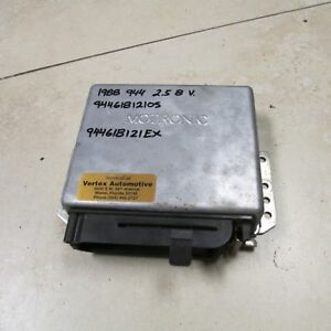 1988 Porsche 944 Engine Control Unit Ecu Brain Motronic 94461812105