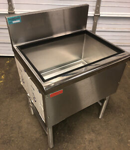 Prestige Under Bar Ice Bin With 8 Circuit Cold Plate Our 5