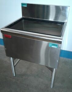 Prestige Under Bar Ice Bin With 8 Circuit Cold Plate Our 6