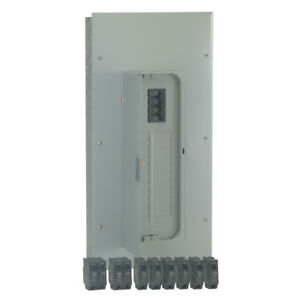 Ge 200 amp 20 space 20 circuit Flush surface Home Indoor Main breaker box Panel