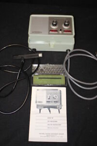 Vintage Nation Electric Instr 710 a Electricator Electrosurgical Generator