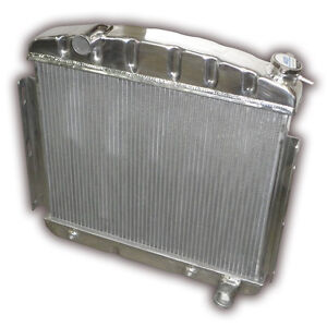 The Best 1957 Chevy Bel Air Nomad Ecp Aluminum Radiator 6 Cyl Or Big Block