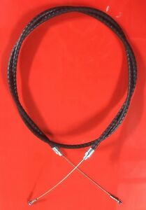 Detomaso Pantera 71 89 Parts Throttle Cable New